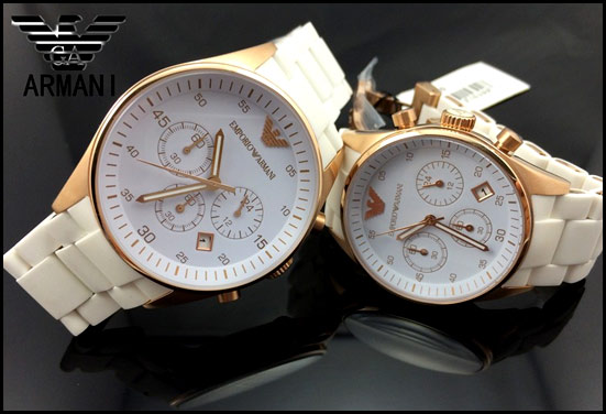 Perfect anniversary gift idea - Set of designer wrist watch