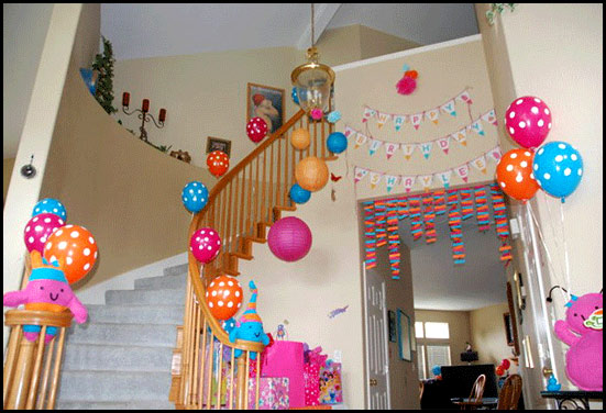 03%20The%20Decorations How To Plan A Surprise Birthday Party In Chennai? Birthday Parties