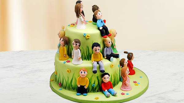 Celebrate Children's Day with a Surprise of a Delicious Cake