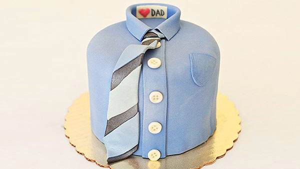 Celebrate Father's Day with a Beautiful Cake and Express Your Love