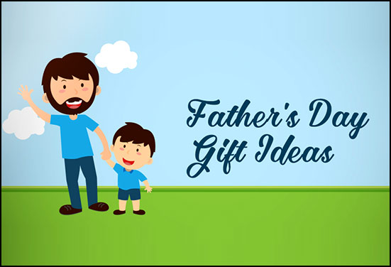 Top 5 Father's Day gift Ideas
