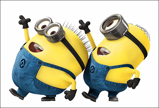 A Twin soul friends Minion - One who resembles you