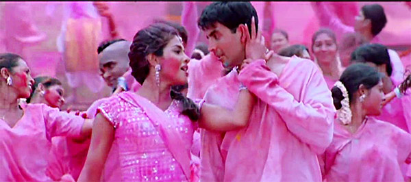 Let's Play Holi - A song from film Waqt - The Race Against Time
