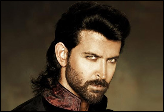 Hrithik Roshan No shave November - One of the sexiest men in beards