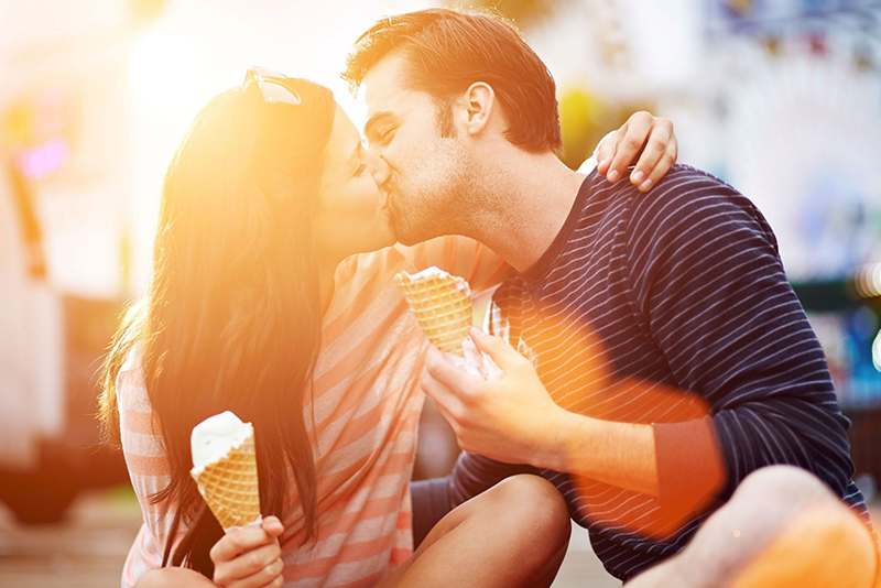 15 Absolutely Sexy & Romantic Types of Kisses You Should Know