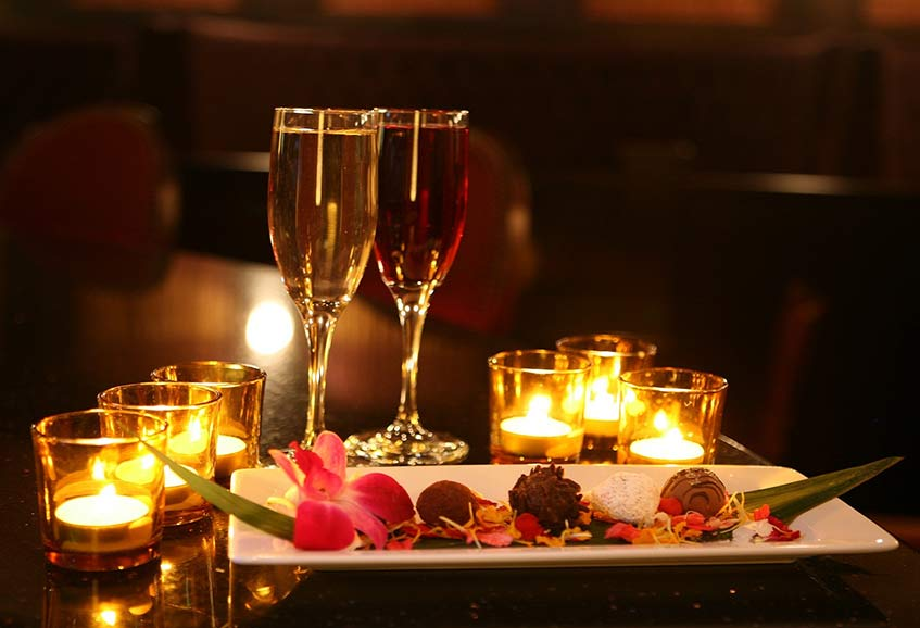 Plan A Romantic Dinner Date At Home on Valentine Day
